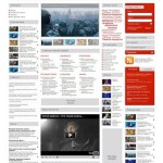 Тема для wordpress City News